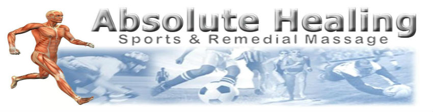 Absolute Healing Sports Massage Sydney Logo