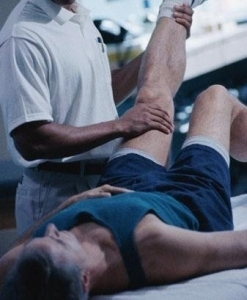 Sports Deep Tissue Massage